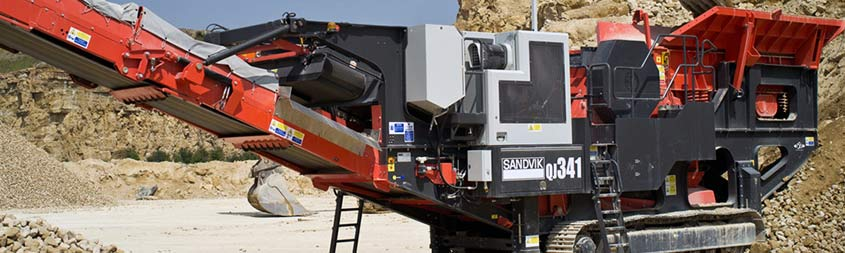 Sandvik QJ341
